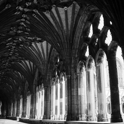 Arch Canterbury CanterburyCathedral Architecture Blackandwhite Blackandwhitephotography Mediumformat Pentacon 6x6 Pentaconsix Analog Filmphotography