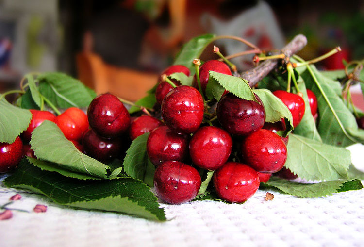 cherries Food
