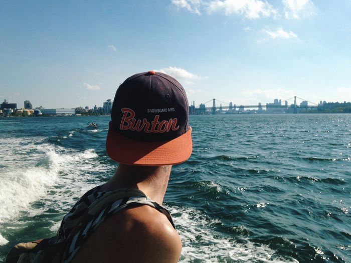 Ferry Sail Away, Sail Away Boat Ride EyeEm In NYC 2015 New York City Delightful *_* Raging Bitch