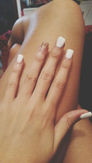 Sexy Legs Nails Love