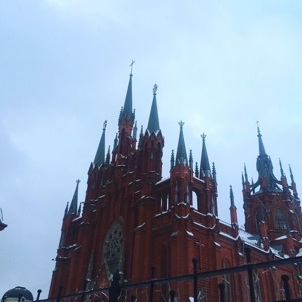 Наконец-то я в нем побывала Church Architecture Vscocam VSCO Russia