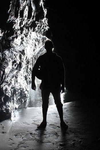 Cave Dark