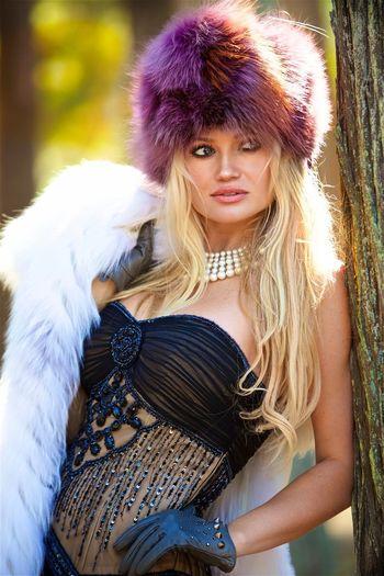 Hat Fur Russian
