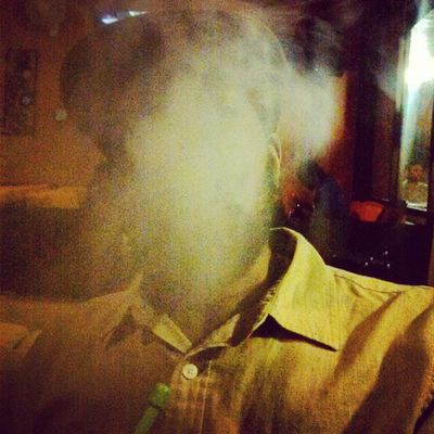 Last night blowing a cloud on my date. ??????????? Hookah Clouds Hookahcafe Dandanahookahcafe verychill