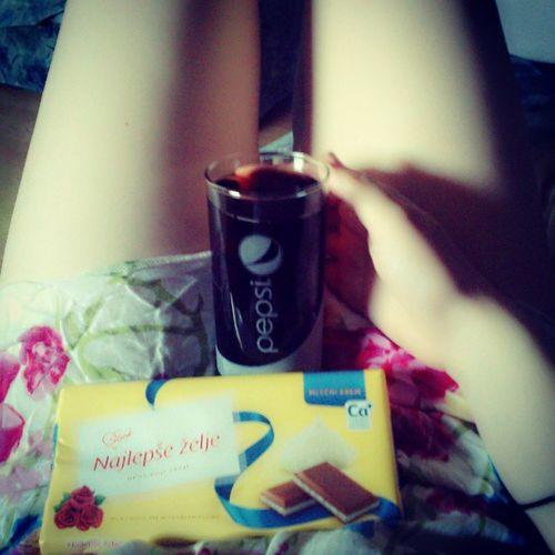 <3 Najlep šeželje Chocolate Pepsi Pepsitwist