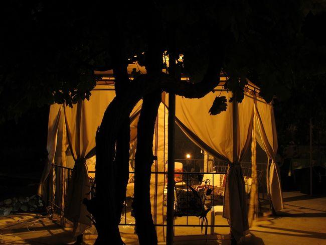 summertime Summernight Tent Light
