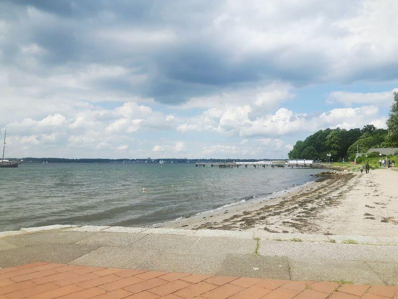 Ostseeküste Ostsee Ancient Schiff Mönkeberg Sea Pier Kieler Woche Baltic Sea Ostsee!