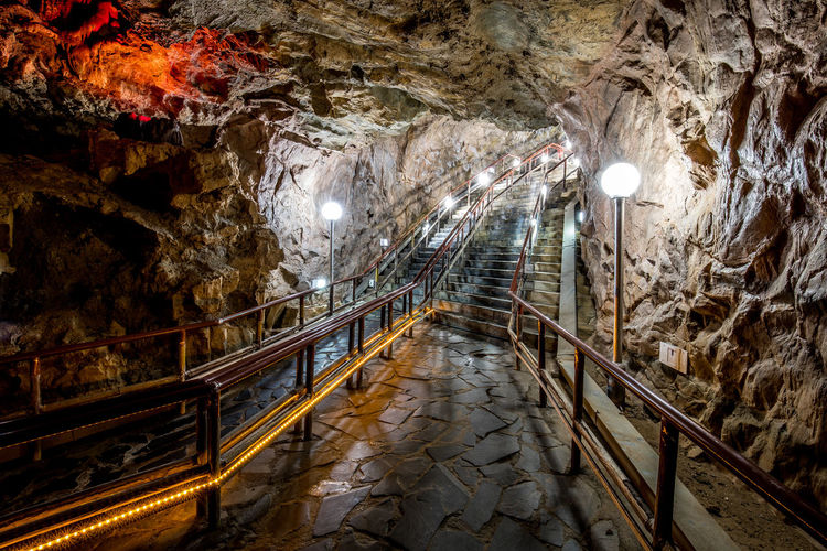 korea cave