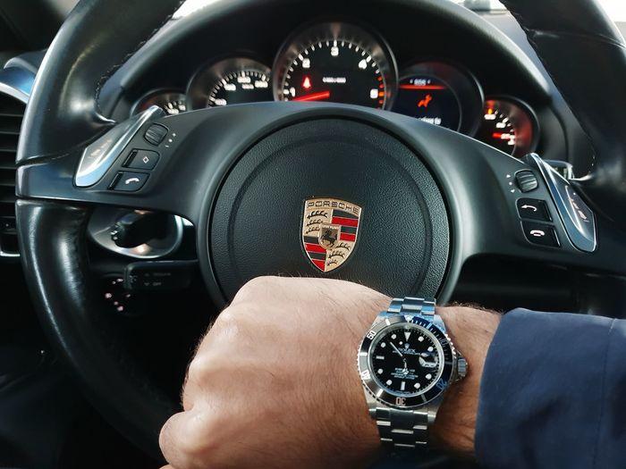 Porsche Rolex