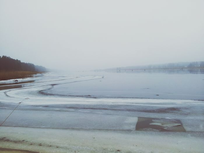 Fog River Jurmala