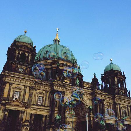 Berliner Ansichten Berlinerdom Eyem Best Shots Dom Bubbles MyPhotography Eyem Gallery BerlinBerlin Bubbles... Bubbles...Bubbles.... Berlinstagram