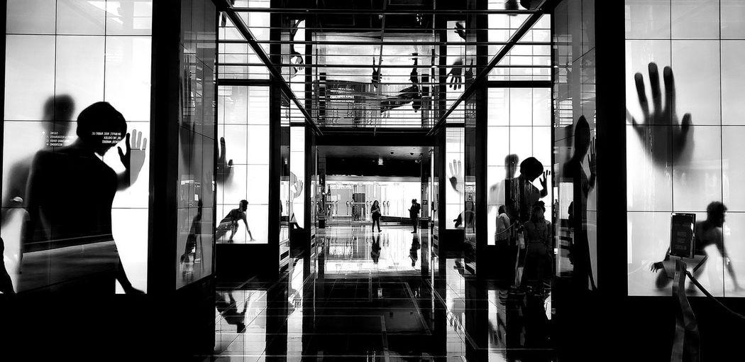 Seductive lobby