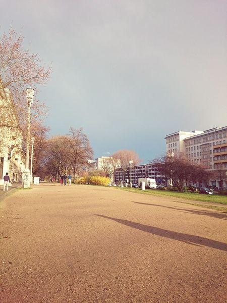 Berlin Weberwiese Fhain
