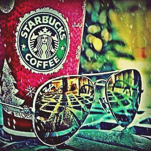 Starbucks me <3