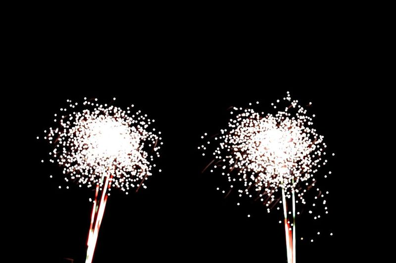 Fireworks. Creative Light And Shadow Eye4photography  EyeEm Best Shots Night Lights Fireworks Long Exposure Nikon Party Beautiful Colors Photography In Motion