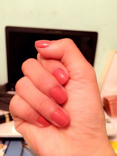 Nails I Love My Nails Color :3 For A Beautiful Day <3 Relaxing