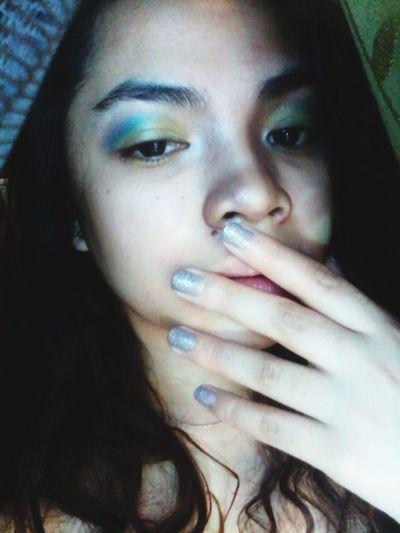 Can't Sleep! Eyeshadow I Love My Nails <3