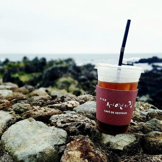 Cafe Time Beach View 미혼6여행 서연의집