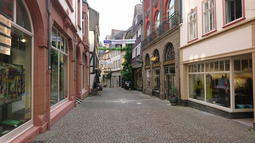 Wetzlar. Wetzlar Germany Streets Architecture Streets Of Wetzlar Urban Beauty History Urban Landscape Craft City Downtown Old Town Ahead Walking Around Stroll Shopping City Street Architecture Building Exterior Sky
