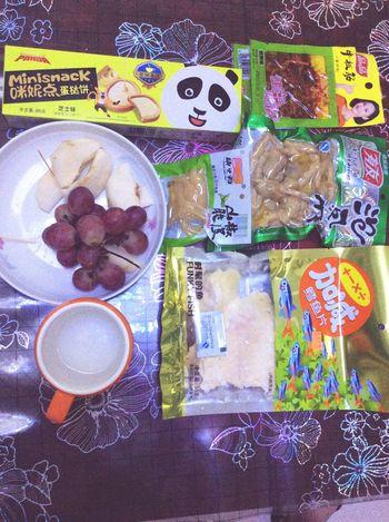 零食 Snacks!