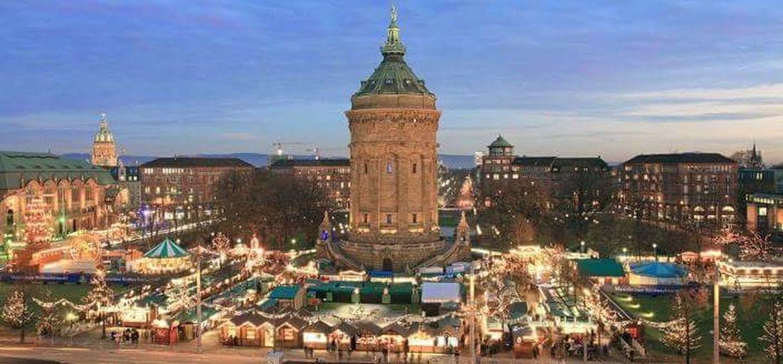 Mannheimer Weinachtsmarkt