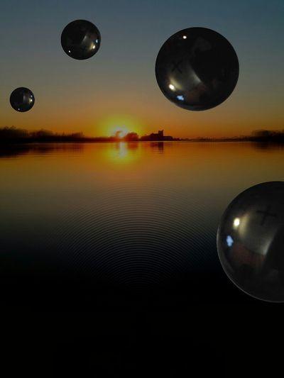 Sureal Landscape Dutch Dreamscapes Showcase: December more bubbles for you my dear! A votre sante My Best Photo 2015