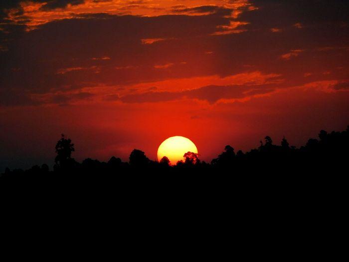 Equator Sunrise