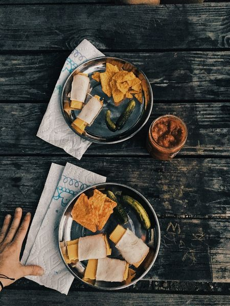 The Week On EyeEm Camping essientals, Can't Head to the cove without the grub! Foodie