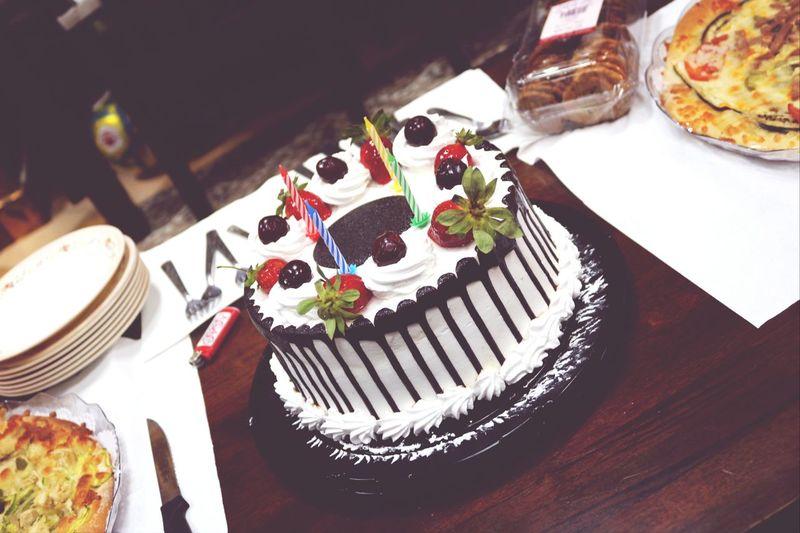 Chocolate Cake Birthday Cake My Birthday