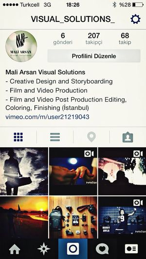 Hello World Check This Out Hi! That's Me instagram acount