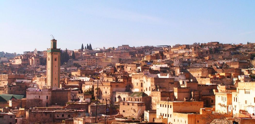 """Fes Morroco "" * * * Fes Morroco Architecture Building City Cityscape Crowded History Old The Past Travel Travel Destinations"