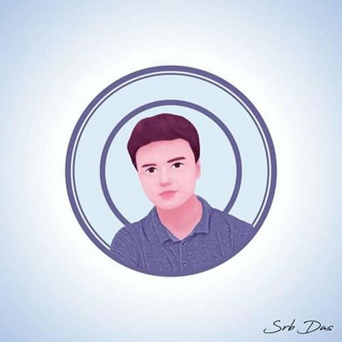 Srb Das Vector Art Avatar