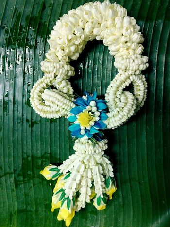 Flower Garlands Flower Garlands Beautiful Beautiful Flower Beautiful Garland Color Of Garland Flower And Garland Flower Garland Garlands In Thailand
