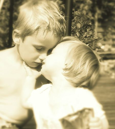 First Kiss Sweet Hearts Princess Found Prince