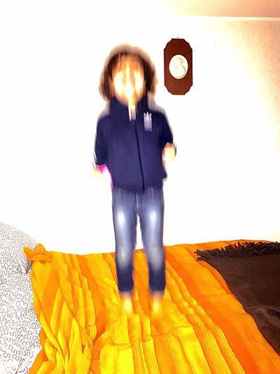 Endless joy Child Indoors  Intimate Moments