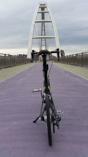 Ternbicycle Tern Foldingbike Bridge