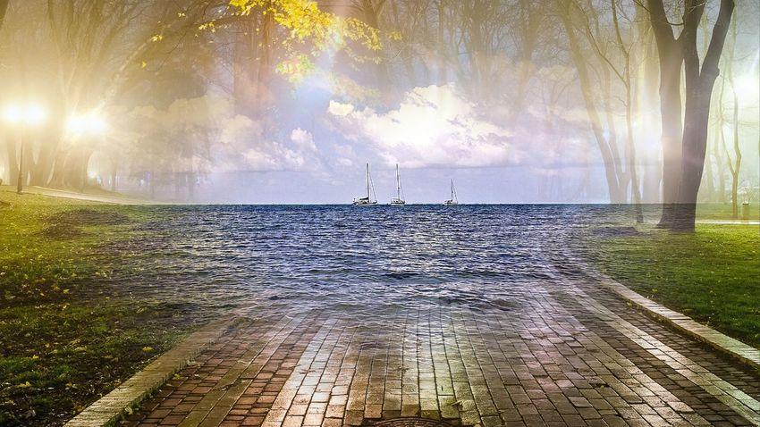 Blended Photo St. Croix, US Virgin Islands