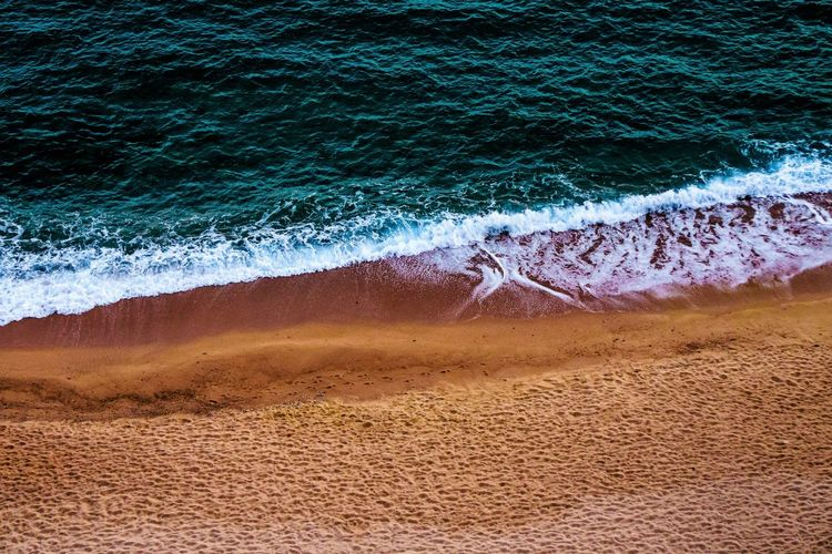 Costa Brava Mediterranean  Wave Aerial View Beach Beachphotography Beauty In Nature Day Landscape Nature No People Ocean Outdoors Power In Nature Prespective Sand Sand & Sea Scenics Sea Water Wave EyeEmNewHere Perspectives On Nature Shades Of Winter An Eye For Travel The Great Outdoors - 2018 EyeEm Awards