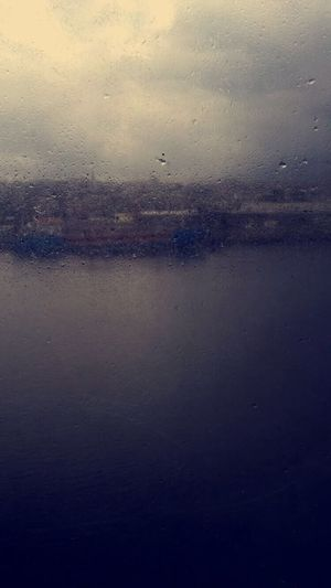 The Color Of Sport Window Wet Weather Glass - Material Transparent Waterfront Nature Sky Cloud - Sky Day Sea Relaxing Istanbul Turkey Popular Photos Colors EyeEm Best Edits The Week Of Eyeem EyeEmBestPics EyeEm Best Shots