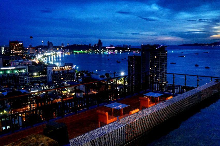 Night Lights Night View Thailand_allshots SonyNex3 Mirrorless Travel Photography Pattayabeach Thailand
