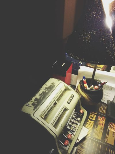 Coffee And Cigarettes Reading Taking Photos Hello World