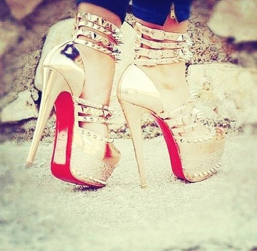 Shoes RedBottoms  IWish