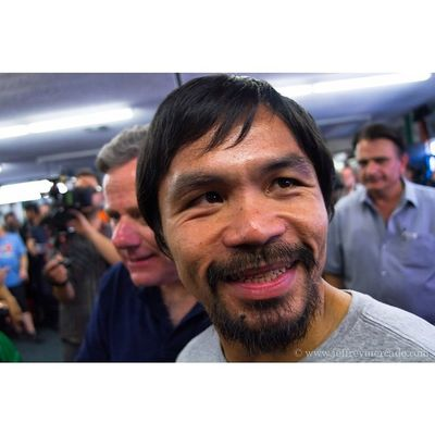 Pac-Man. Pacquiao Boxing MediaDay Press WildCardBoxing manny LA HoyLosAngeles socalmoments knockout May2nd MayPac losangeles ShoTime@hoydeportes