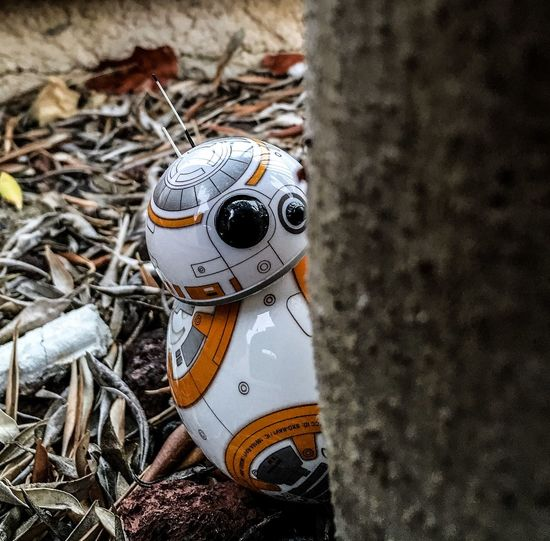 BB-8 watching you ( iphone 6s+ ) First Eyeem Photo