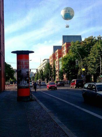 GetYourGuide Cityscapes Stresemannstrasse Wilhelmstraße Streetphotography