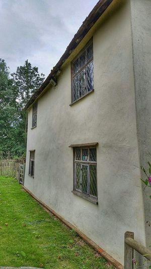 Flatfordmill Rural Landscape Render Windows Leaded Windows Flatford Mill