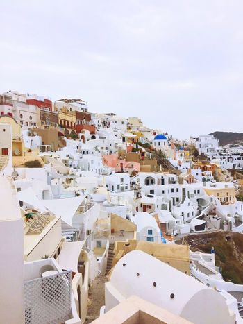 Santorini, Greece Beach Tourism Vacations Summer Sea Outdoors Travel Destinations Tourist Resort Travel Town Cityscape Sky