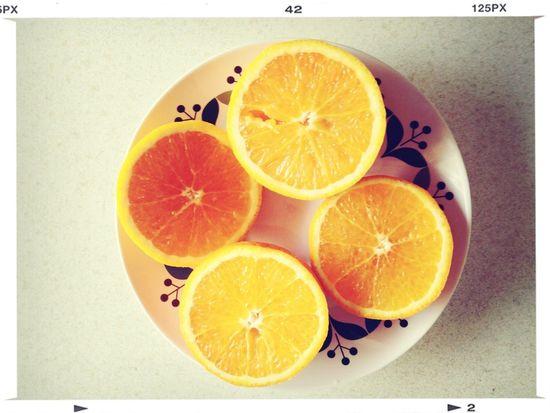 Breakfast series: Fresh orange juice Taking Photos