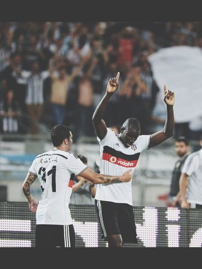 DEMBA BA Besiktas Happiness Goal