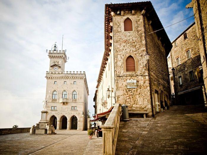 Sanmarino Italy Landscape City Arhitecture DmitryBarykin Europe Traveling Travel Landscape_Collection